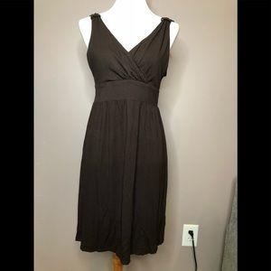Brown merona dress